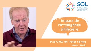 SoL France - Impact de l'intelligence artificielle - Peter Senge