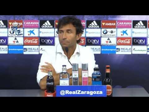 Luis Milla en rueda de prensa - 13/7/2016