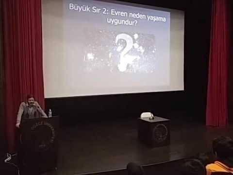 Evrenin Sırları Konferansı / Enis Doko