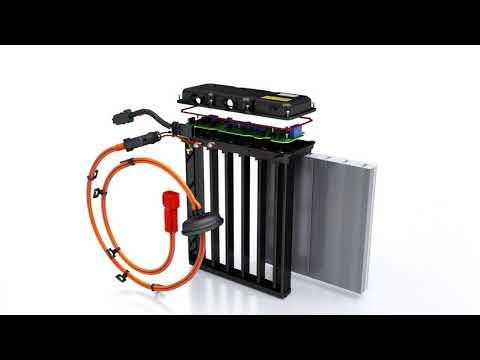 BorgWarner High Voltage Air Heater - YouTube