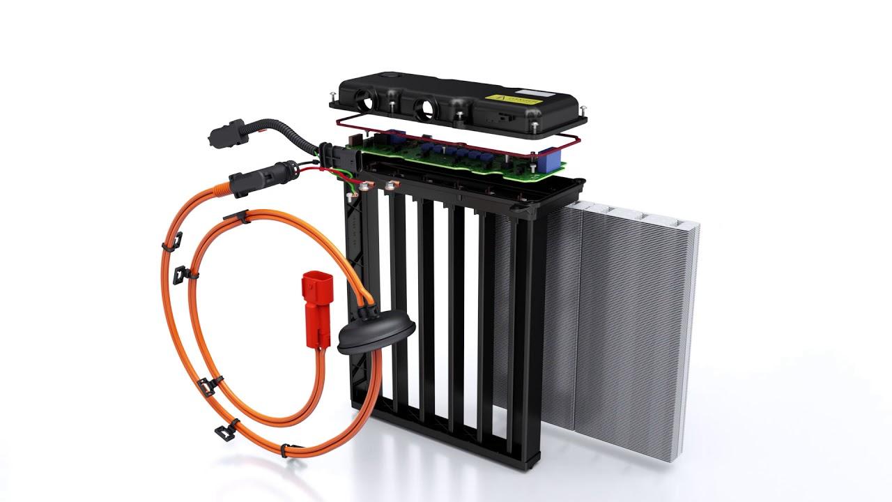 BorgWarner High Voltage Air Heater