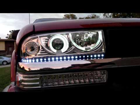 Halo and LED Headlights thumbnail