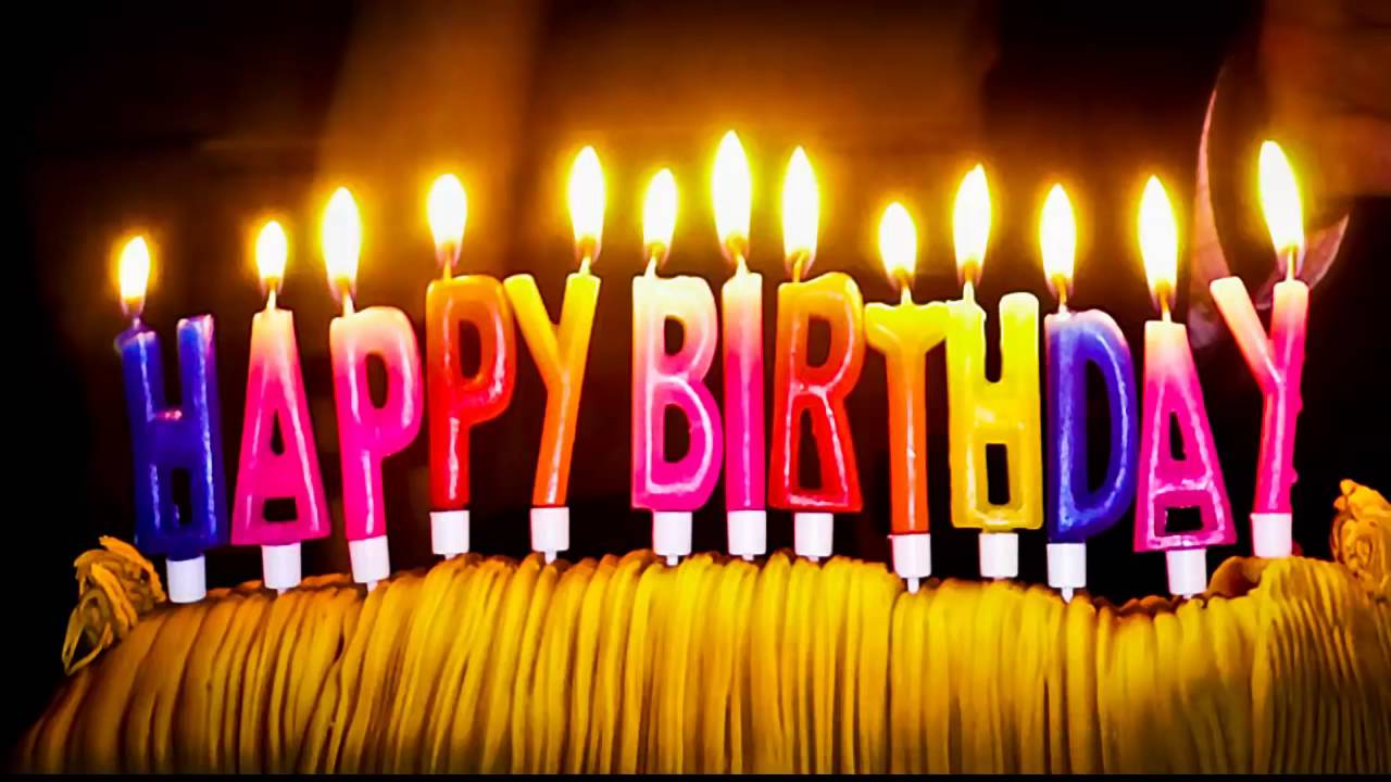 Happy Birthday To You And Happy New Year Youtube