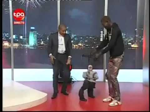 Puppet Dancing & Grinding on a TV show