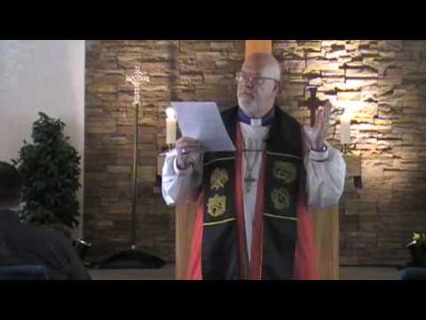 Bishop Bruce Wright January 22, 2017