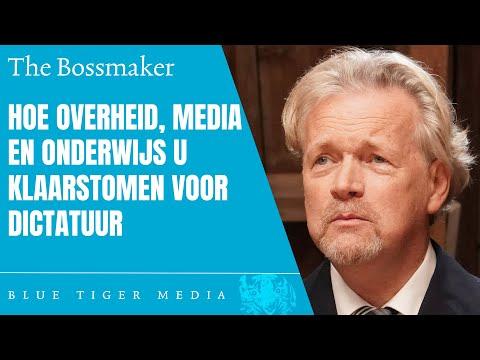 The Bossmaker: HOE OVERHEID, MEDIA EN ONDERWIJS U KLAARSTOMEN VOOR DICTATUUR
