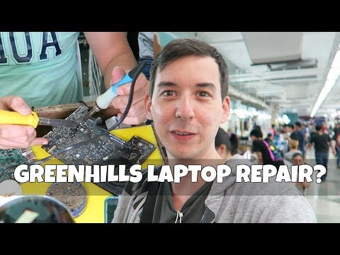 Laptop Repair in the Philippines
