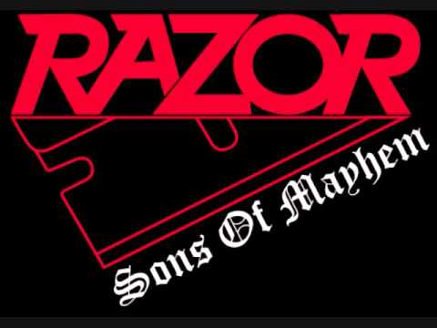 Razor - Live at Larry's Hideaway - Toronto,CAN 7/12/85