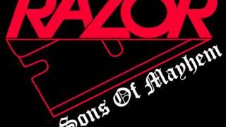 Razor - Live at Larry