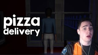 Pizza Delivery v0.2! - FREE Indie Horror Game - ATTACKED BY PINOCCHIO! (DOWNLOAD LINK)