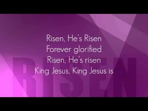 Risen - Israel Houghton & Covenant Church - Worship Lyric Video