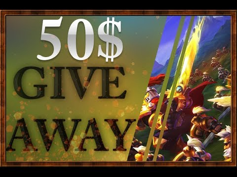 50$ GIVEAWAY | Enter Now | Castle Clash {CLOSED}