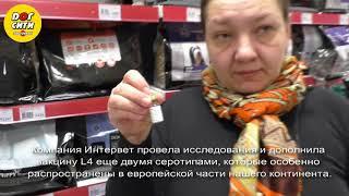 Вакцина от лептоспироза