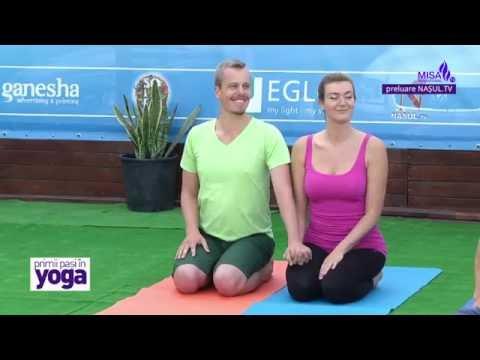 Primii pasi in yoga - Sezonul 1, Episodul 10. Yoga in cuplu