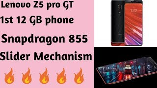 Lenovo Z5 pro GT review (in hindi) | 12 GB phone