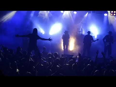 Fields Of The Nephilim - Love Under Will (Nottingham Rock City 29 June 2019)