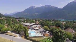 Camping La Ferme - Lac d'Annecy