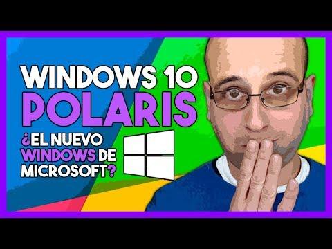 🌟 Windows 10 Polaris ¿el nuevo Windows de Microsoft? | La red de Mario
