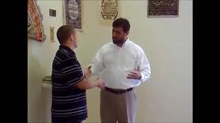 Russe konvertiert zum Islam Русские преобразуют в ислам