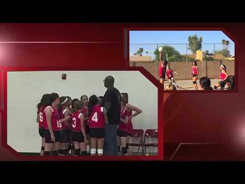 Abraham Lincoln Traditional School Volleyball 2019