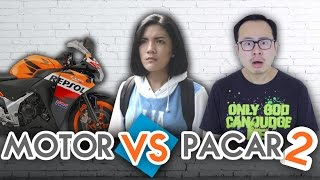 Thumbnail of MOTOR VS PACAR 2 (Short Movie)