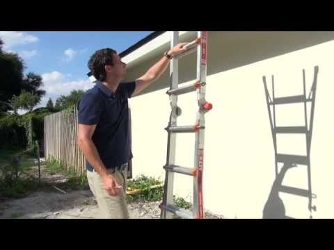 Universal Roof & Contracting How To Videos - Ladder Safety
