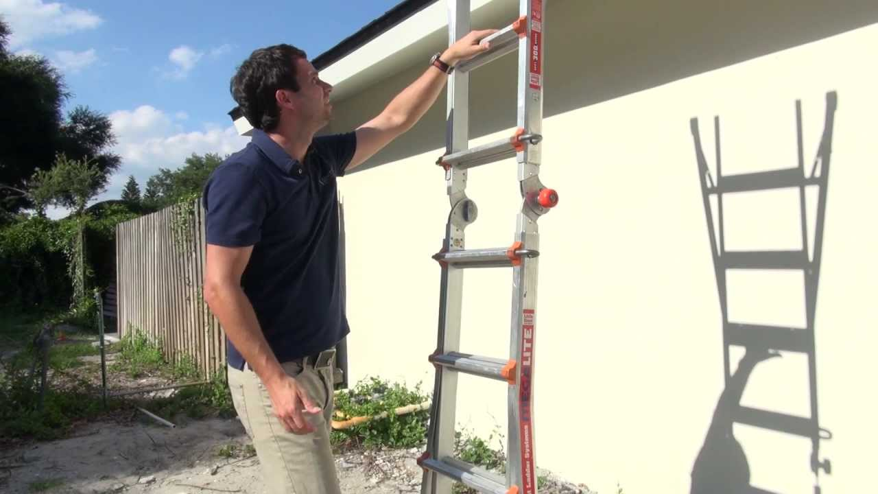 Universal Roof Amp Contracting How To Videos Ladder Safety