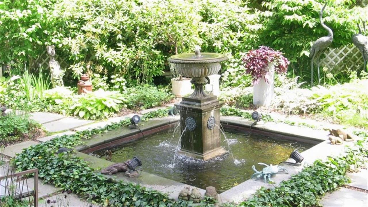 English Garden Design Plans Youtube