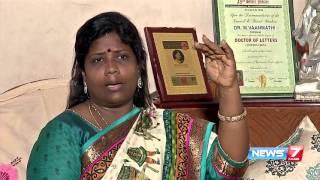 Pavaiyar Malar Dr M Vanmathi in Pheonix Pengal