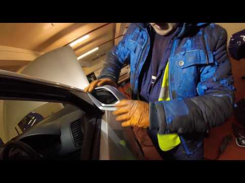 How To Change The Side Mirror VW Polo, / Как поменять боковое зеркало VW Polo,