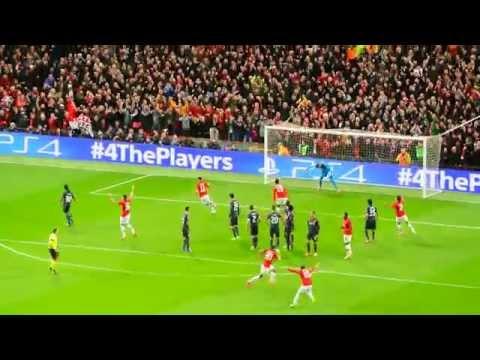 Manchester United  Olympiakos 3:0, 52 min Robin van Persie