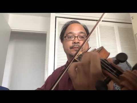 Jazz Violin Lick 1 - Stuff Smith's