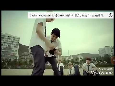 MYNAME Baby i'm sorry (Dj Gue tau)