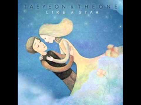 Tae Yeon ft. The One - Like A Star (Instrumental)