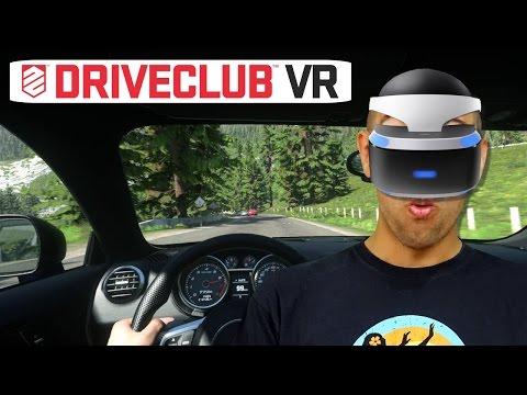 DRIVECLUB VR - Je pilote un nouveau concept car ! Family Geek