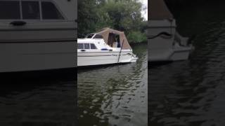 For sale Viking 215 boat Slipping a boat