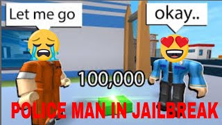 POLICE MAN IN JAILBREAK ROBLOX URDU