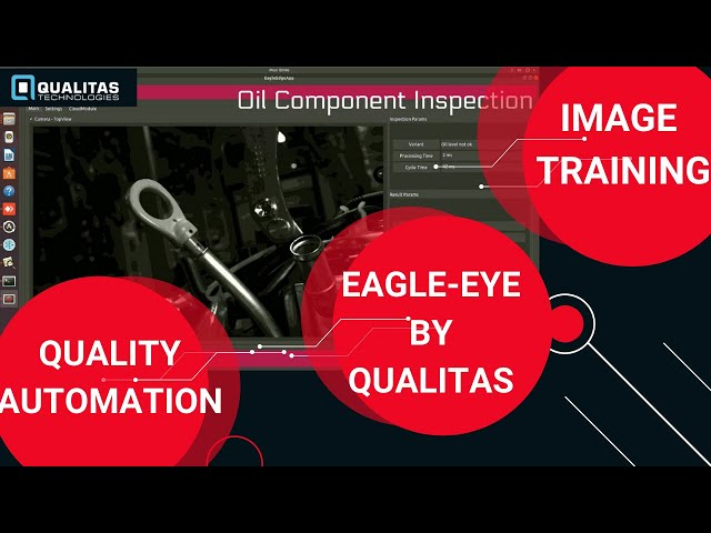 Image Training using Qualitas Software