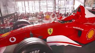 Inaugurazione a Colonia Michael Schumacher Private Collection