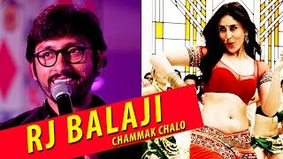 RJ Balaji Chammak Challo With Ambookkan Best of Funny Tamil Cross Talk