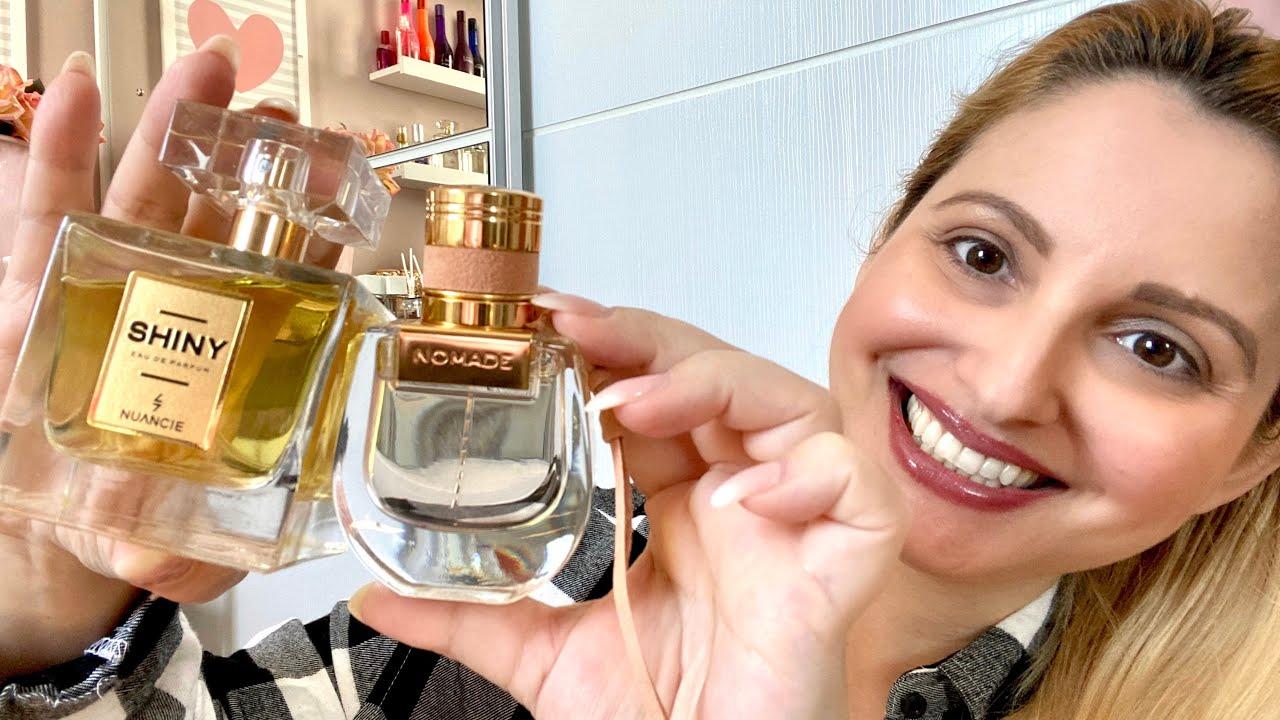 Resenha Do Perfume Shiny Nuancie Lançamento - Nomade Chloé EDP