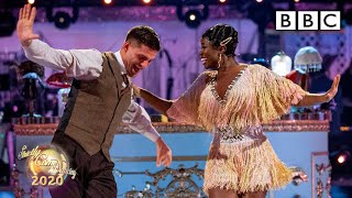 Clara and Aljaž Charleston to Baby Face ✨ Week 4 ✨ BBC Strictly 2020