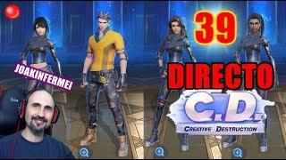 CREATIVE DESTRUCTION pc directo español #39 gameplay game juego gratis .