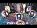 Weekly Angel Tarot Oracle Card Reading December 18, 2017 Blue Angel Toni Carmine Salerno