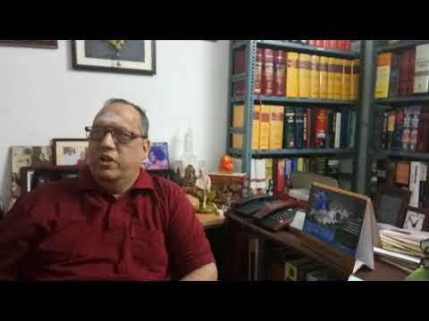 Additional solicitor general G.Rajagopal interview regarding 2018 new year advise to junior Advts