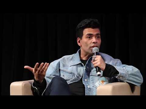 Karan Johar dodges question on Bollywood's prejudice against casting darker skin actors