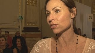 Minnie Driver clears up