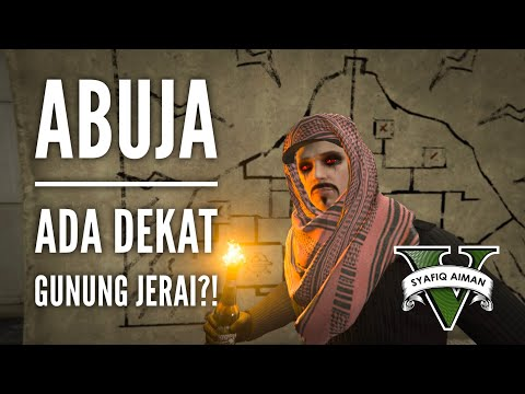 ABUJA ADA DEKAT GUNUNG JERAI?! - GTA 5 (Online) Bahasa Malaysia