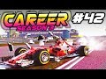 F1 2017 Career Mode Part 42: LUCK IS ON OUR SIDE!