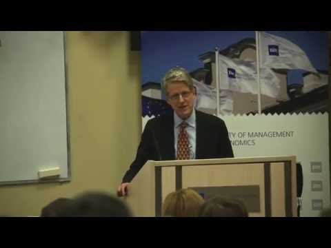 """Robert J  Shiller's lecture on his new book """"Phishing for Phools"""""""